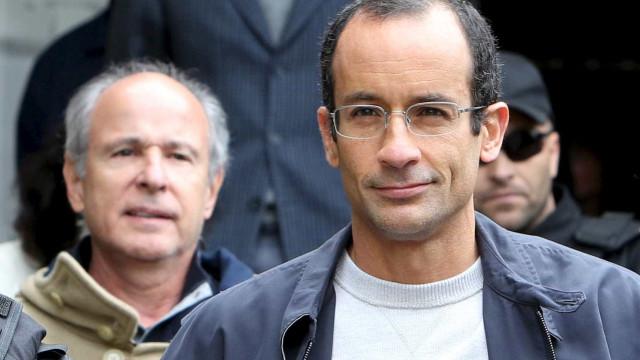 Esposa e filhas não buscarão Marcelo Odebrecht na saída da prisão