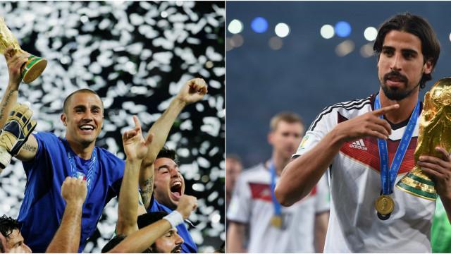 Conheça todos os vencedores da Copa do Mundo de futebol