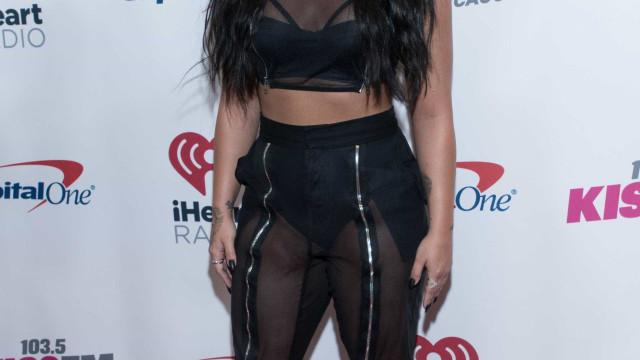Amigo salvou Demi Lovato de overdose, diz revista