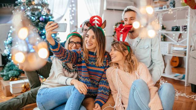 Novidade: Facebook vai te ajudar a entrar no espírito de Natal