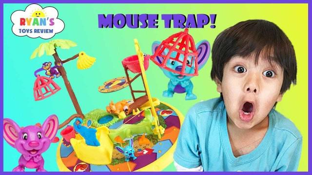 Youtuber de 6 anos ganha R$ 36,6 mi por ano com canal de brinquedos