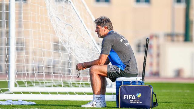 Renato vê 'jogo da vida' e reafirma ter sido melhor que CR7