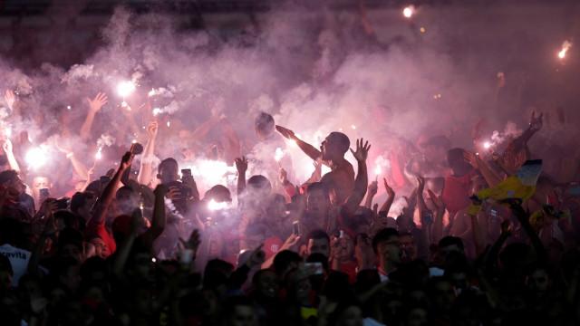 Conmebol rejeita recurso e mantém punição ao Flamengo na Libertadores