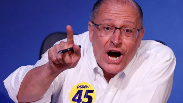 'Terá punição', diz Alckmin sobre tucanos contrários à Previdência