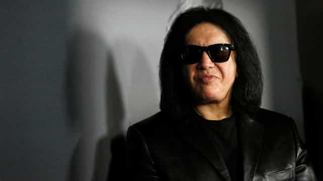 Líder do Kiss, Gene Simmons é processado por assédio sexual