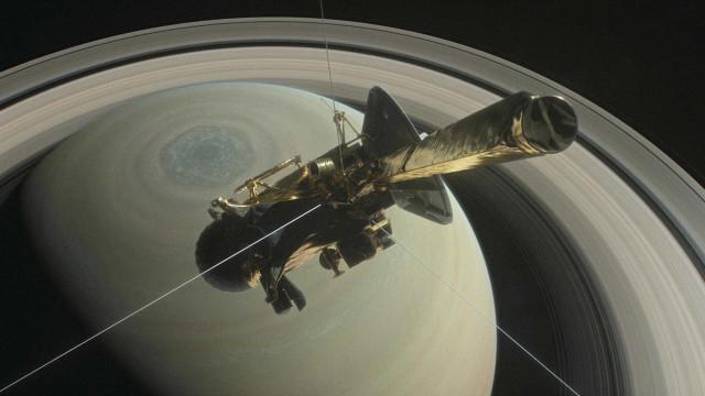 Estudo revela que anéis de Saturno provocam chuva no planeta; entenda