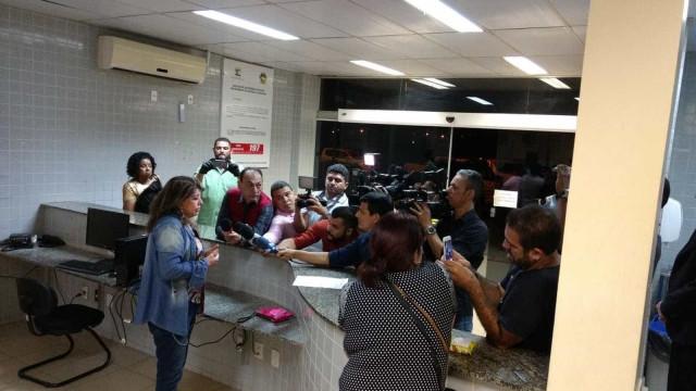 Roberta Miranda faz boletim de ocorrência após faltar show
