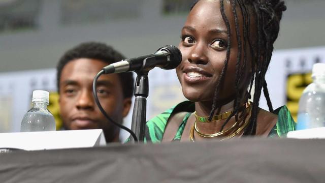 Lupita Nyong'o fala sobre novo longa: 'Corajoso para um filme de ação'