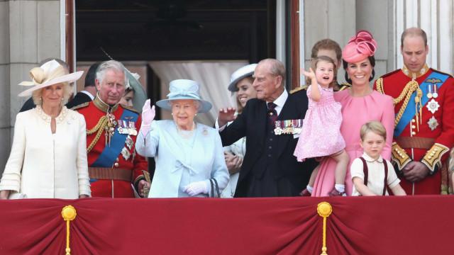 As regras de estilo da família real britânica
