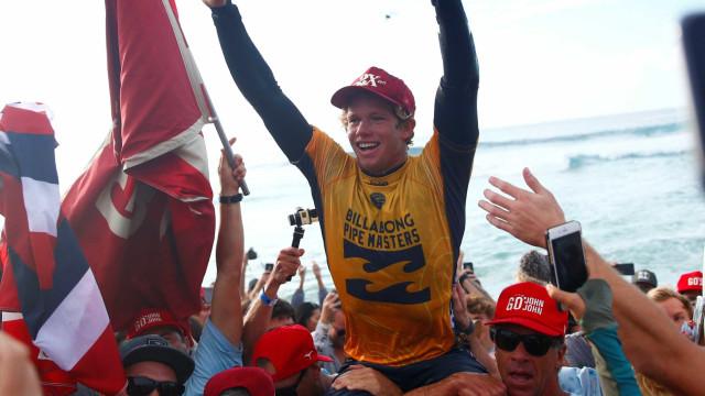 John John Florence é bicampeão do Mundial de Surfe; veja o ranking!