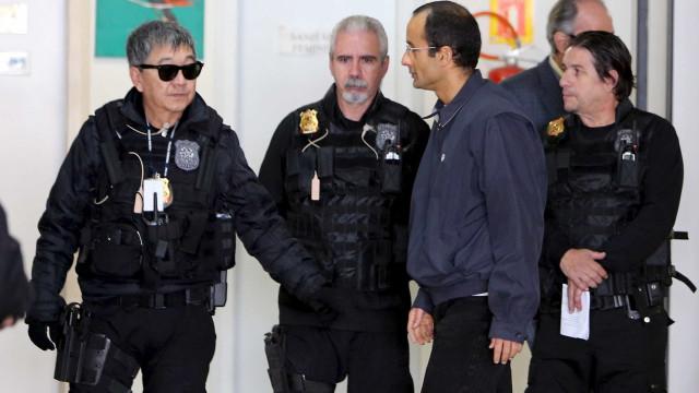 Marcelo Odebrecht deixa a prisão e vai para regime domiciliar