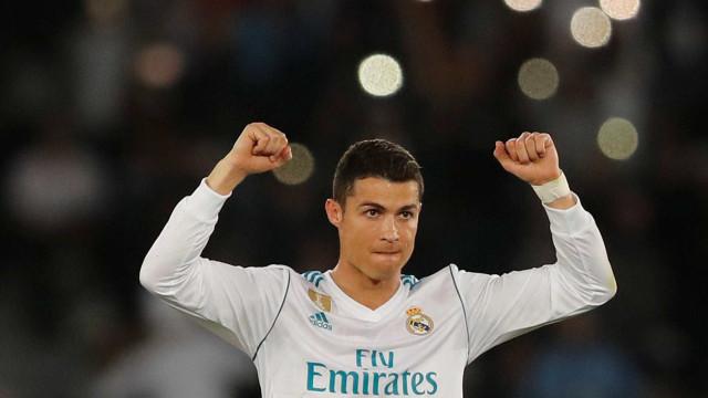 Cristiano Ronaldo quer deixar o Real Madrid em 2018, diz TV espanhola