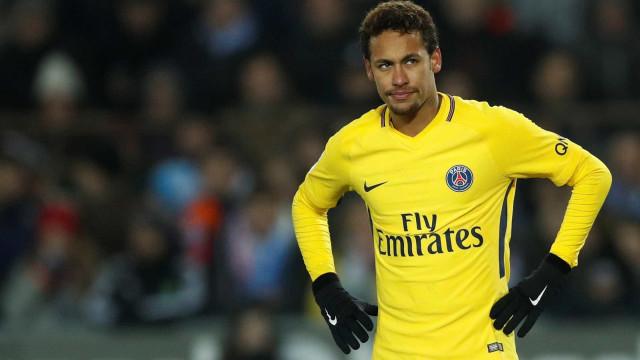 Neymar quer ir para o Real Madrid em junho de 2018, diz TV espanhola