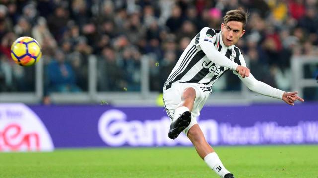 Dybala marca 2 e dá vitória à Juventus contra Udinese