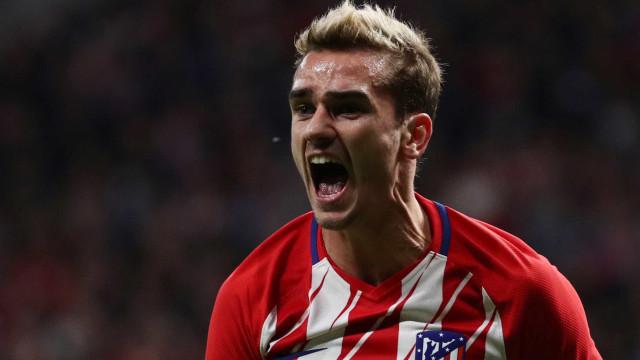Atlético de Madri banca permanência de Griezmann até o fim da temporada