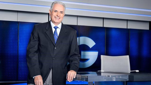 William Waack ironiza Globo e Miriam Leitão: 'Não tenho chefe no ponto'