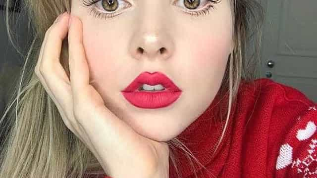 'Sobrancelha natalina' é tendência entre blogueiras