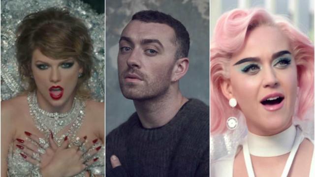 Conheça os melhores clipes de pop, dance music e hip-hop de 2017