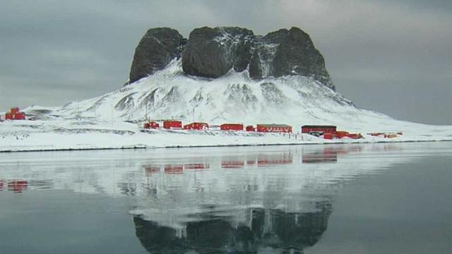 Argentinos descobrem o mais antigo réptil marinho da Antártida