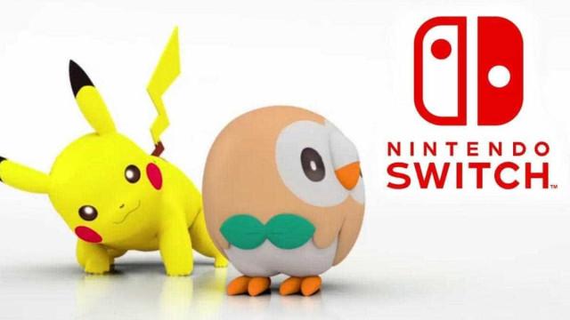 Nintendo compartilha primeiros detalhes do novo Pokémon