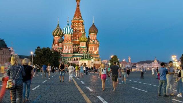 Shopping na Rússia é esvaziado por ameaça de bomba
