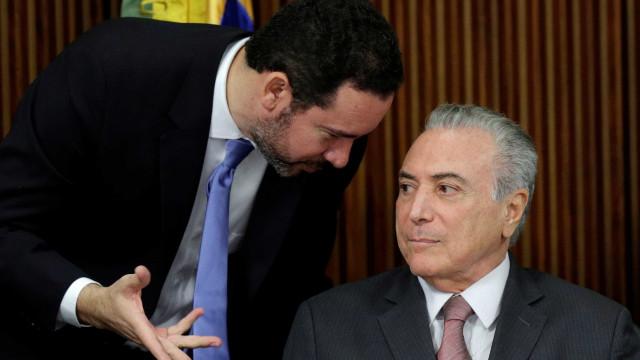 Dyogo Oliveira é convidado por Temer para assumir o BNDES