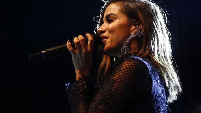 Anitta fala sobre intenção de novo clipe ser hit oficial da Copa