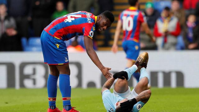 City confirma lesão de Gabriel Jesus, mas não dá data para retorno