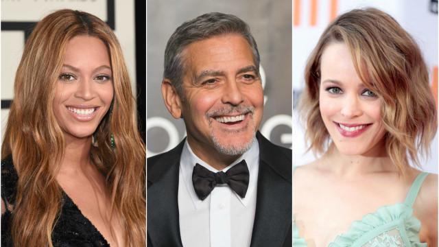 As celebridades que têm o sorriso mais bonito de Hollywood