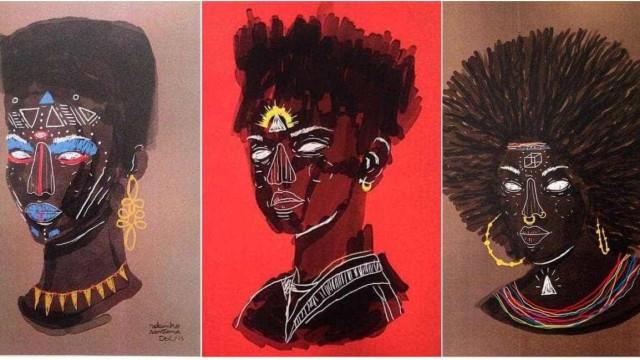 Em SP, exposição de Robinho Santana celebra herança afro-brasileira