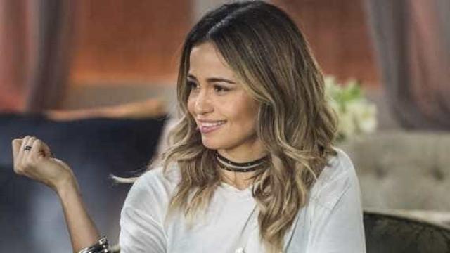 Nanda Costa se despede de Pega Pega: 'Vou sentir saudade dessa risada'