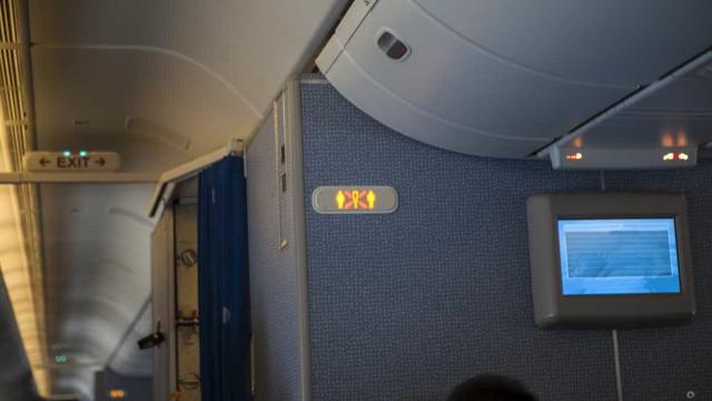 Avião da United Airlines é desviado por causa de fezes de passageiro