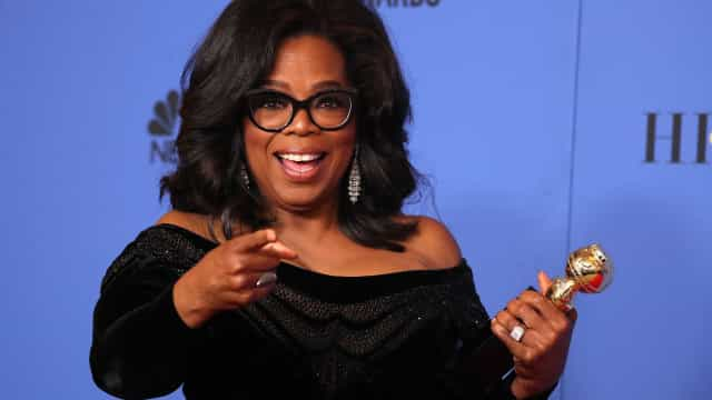 Cantor Seal acusa Oprah de ter sido cúmplice de Harvey Weinstein