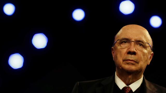 Economia não melhora porque concorrentes geram incerteza, diz Meirelles