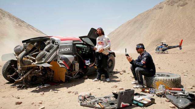 Dakar 2018: veja as fotos do maior e mais perigoso rally do mundo