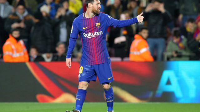 Com mais R$ 400 mi por ano, Messi é o mais bem pago do mundo
