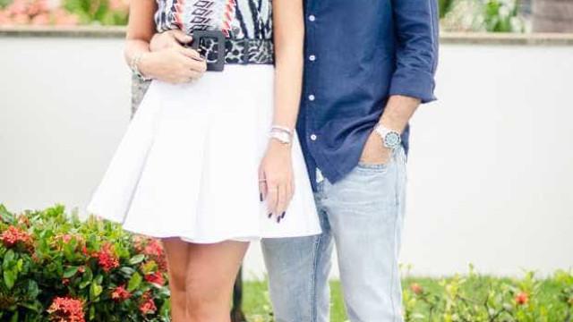 Namorado de Thássia Naves é baleado em tentativa de roubo em MG