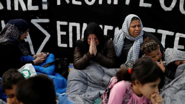 Alemanha teme chegada de refugiados com planos de reforma na UE