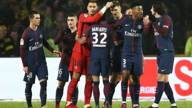 Sem Neymar, PSG vence Nantes e dispara no Francês
