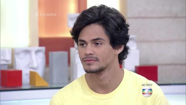 Lucas Veloso sobre 2 anos da morte do pai Shaolin: 'Sinto ele perto'