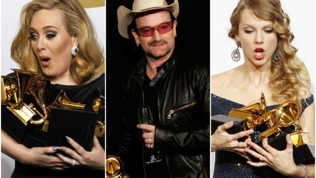 Veja fatos e curiosidades surpreendentes sobre o Grammy Awards