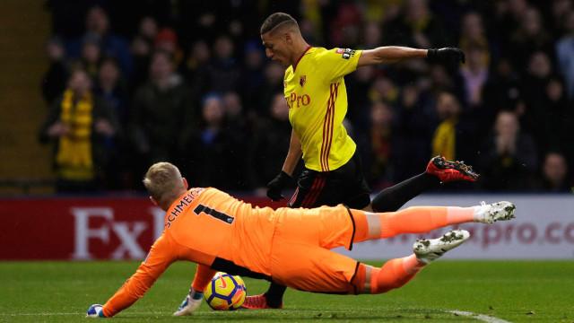Não é só o Chelsea; Arsenal também quer tirar Richarlison do Watford