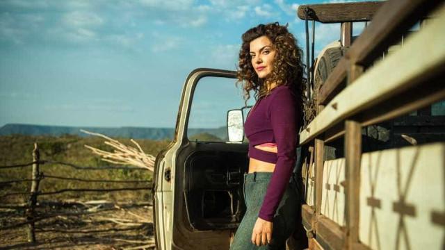 'Tem rastro de humanidade profundo', diz Mayana Neiva sobre personagem