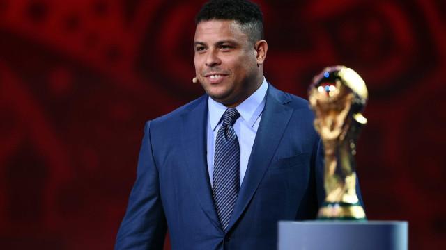 Ronaldo Fenômeno pode disputar a presidência da CBF