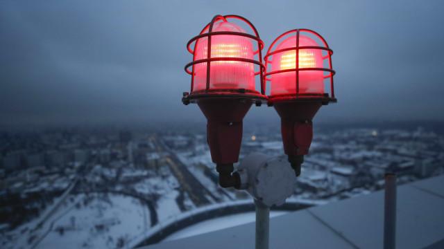 Moscou teve 6 minutos de sol durante todo o mês de dezembro