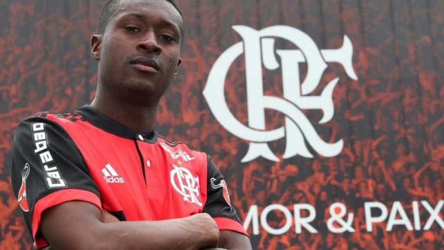 Relacionado, Marlos Moreno pode estrear pelo Flamengo nesta quarta