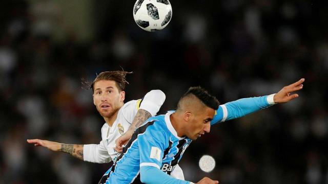 Grêmio é 2º melhor time do mundo, diz estudo; Real lidera