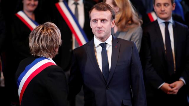Não haverá 'nova selva' de imigrantes em Calais, diz Macron
