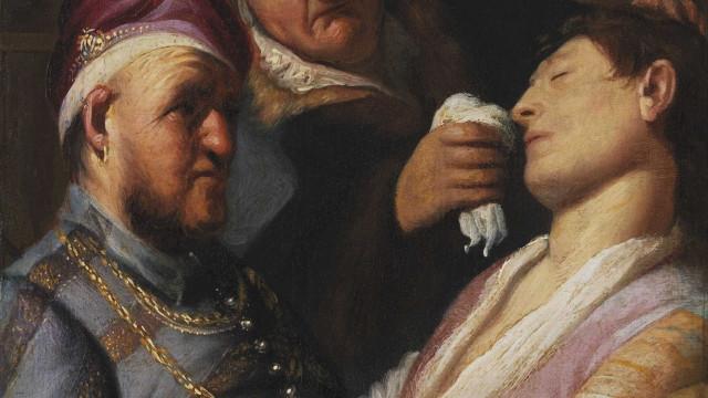 Quadro de Rembrandt é leiloado 'sem querer' nos EUA