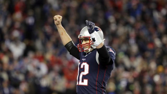 Tom Brady pode garantir presença no Superbowl pela 8ª vez